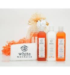 """Подарочный набор """"Основной уход за телом», White Mandarin"""