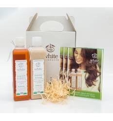 Подарочный набор «Роскошные волосы», White Mandarin