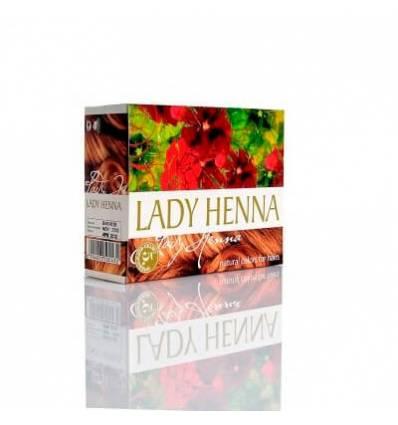 Краска для волос Светло-коричневая Lady Henna