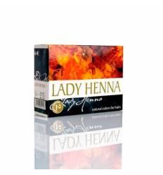 Краска для волос Черный индиго Lady Henna