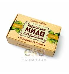 """Украинское мыло """"Ромашка с бессмертником"""", Мануфактура """"Дом Природы"""""""