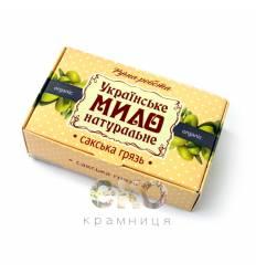 """Украинское мыло """"Соль Черного моря с водорослями"""", Мануфактура """"Дом Природы"""""""