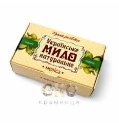 """Украинское мыло """"Мелисса"""", Мануфактура """"Дом Природы"""""""