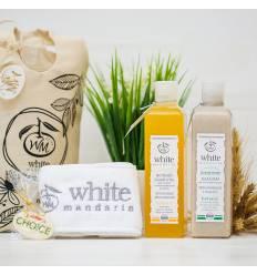 """Подарочный набор """"Весеннее восстановление волос"""",, White Mandarin"""
