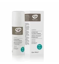 Увлажняющая сыворотка для Чувствительной кожи Без Запаха от Green People