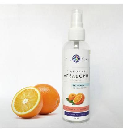 Гидролат апельсина, Floya