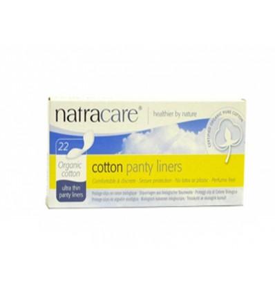 Органические ежедневные прокладки, ультратонкие, 22 штуки Natracare