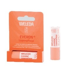 Бальзам для губ Эверон, Weleda