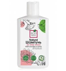 Шампунь для объема волос «Гинкго-билоба и лотос», EcoKrasa