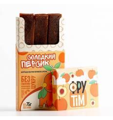 """Натуральные конфеты """"Сладкий персик"""", ФруТим"""