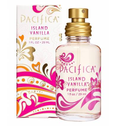 Духи-спрей Island Vanilla от Pacifica