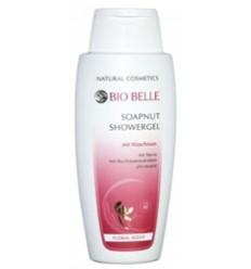 Гель для душа/шампунь с мыльным орехом «Цветочный» Bio Belle