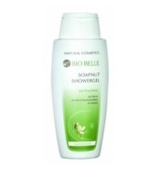 Гель для душа/шампунь с мыльным орехом «Лемонграсс» Bio Belle
