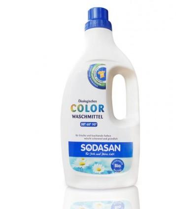 SODASAN органическое жидкое средство для стирки Color 1,5л