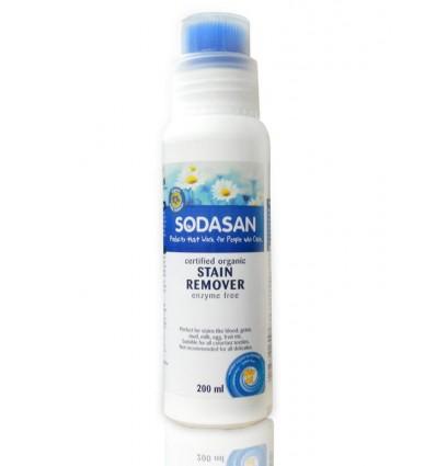 SODASAN органический гель-пятновыводитель Spot Remover 0,2 л