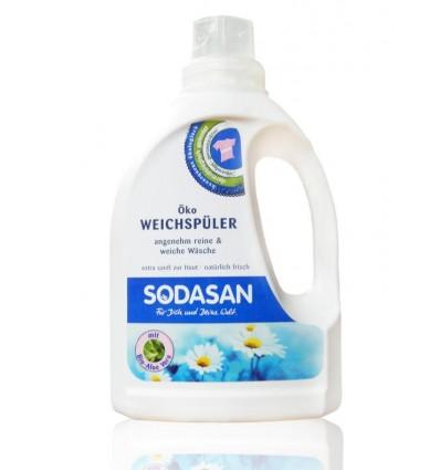 SODASAN органический смягчитель тканей Fabric Softener 0,75 л