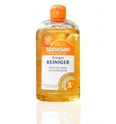 SODASAN универсальное средство Orange для удаления жирных загрязнений