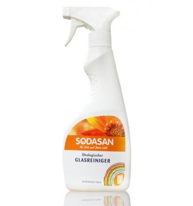 SODASAN органическое моющее средство для стекла 0,5 л