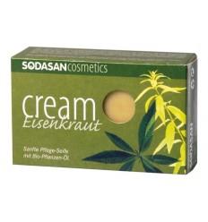 SODASAN органическое мыло-крем Verbena 100 г