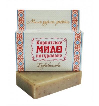 """Карпатское мыло """"Буковинское"""""""