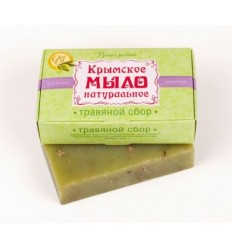 """Украинское мыло """"Травяной сбор"""", Мануфактура """"Дом Природы"""""""